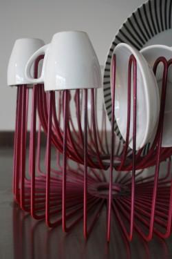 rosa diskställ åhlens